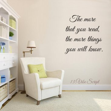 Create Your Own Words and Quotes Wall Decal